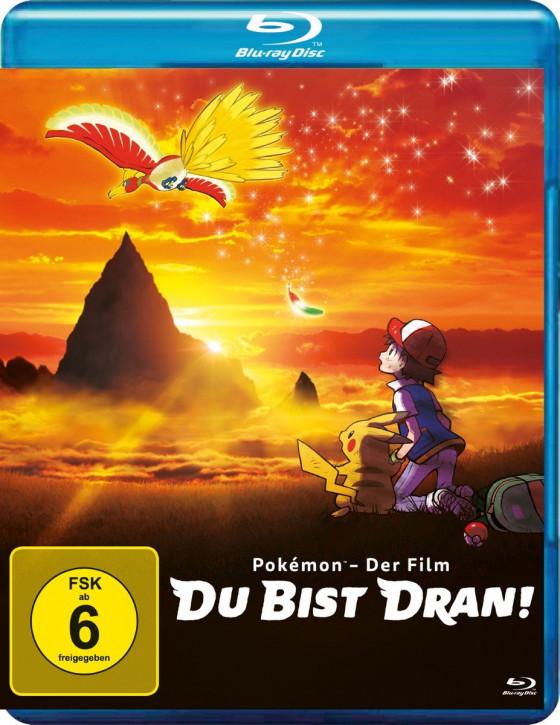 Pokemon 20 - Der Film: Du bist dran! [Blu-ray]
