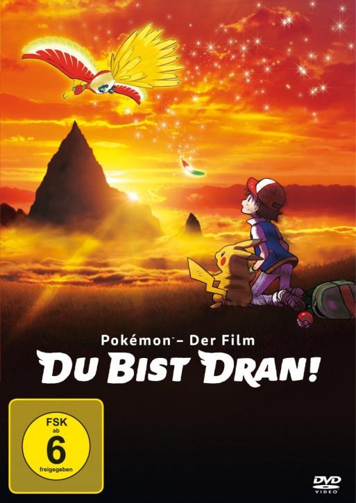 Pokemon 20 - Der Film: Du bist dran! [DVD]