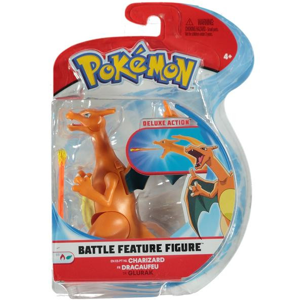 Pokemon Battle Feature Figure - Glurak