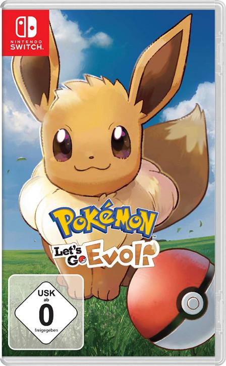 Pokémon: Let´s Go, Evoli! [Nintendo Switch]