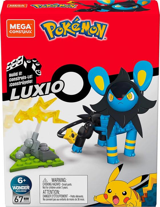 Mega Construx GMD 36 - Pokemon - Luxio