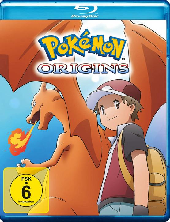 Pokémon Origins [Blu-ray]