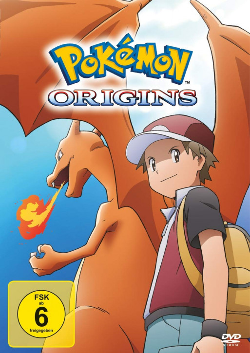 Pokémon Origins [DVD]