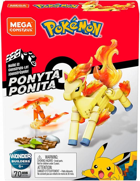 Mega Construx GKY 86 - Pokemon - Ponita
