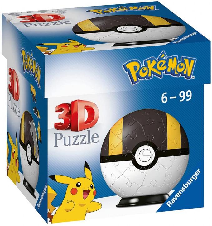 Pokémon - 3D Puzzle-Ball - Hyperball