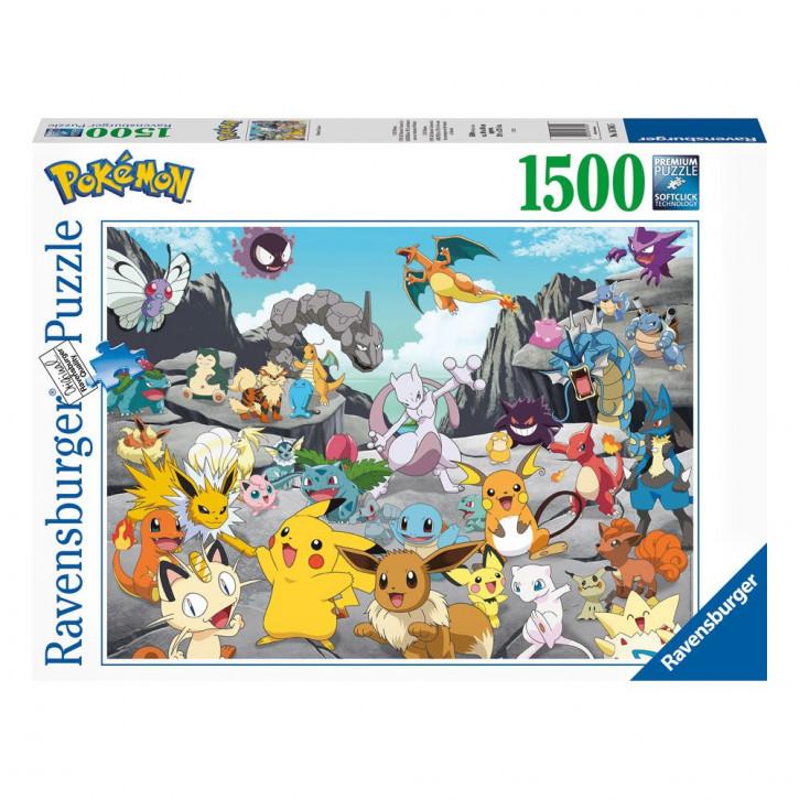 Pokémon Puzzle - Pokémon Classics