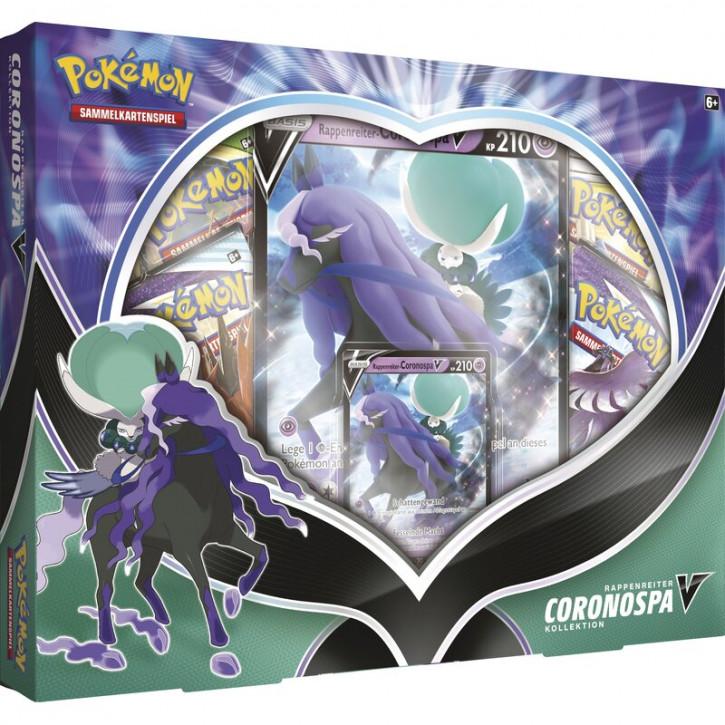 Pokemon Rappenreiter Coronospa V Box - Deutsch