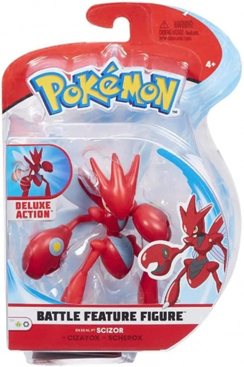 Pokemon Battle Feature Figure - Scherox