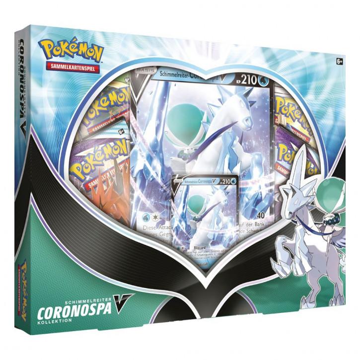 Pokemon Schimmelreiter Coronospa V Box - Deutsch