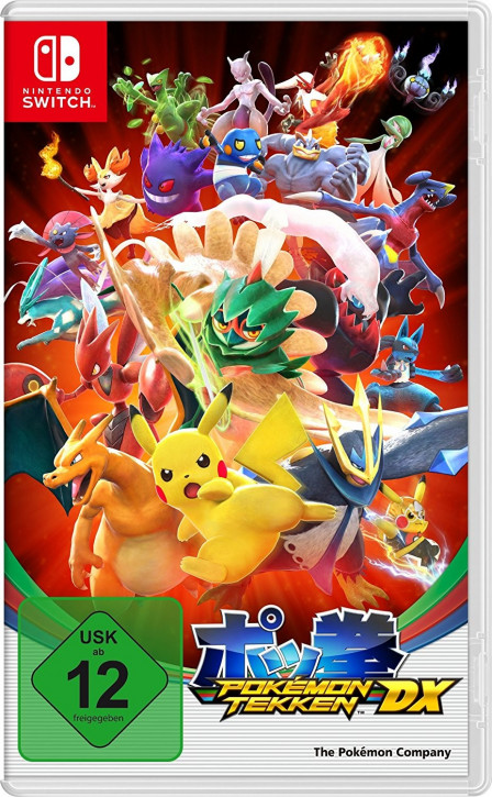 Pokémon Tekken DX [Nintendo Switch]