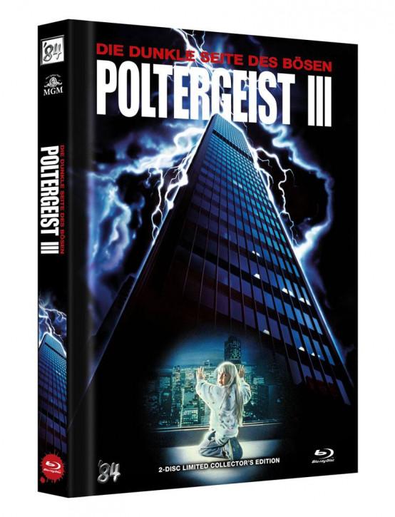Poltergeist III: Die dunkle Seite des Bösen - Limited Collector's Edition - Cover A [Blu-ray+DVD]