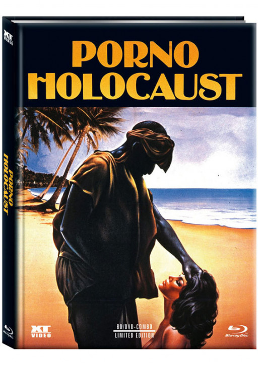 Porno Holocaust - Limited Mediabook - Cover A [Blu-ray+DVD]