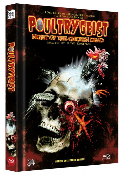 Poultrygeist - Limited Collector's Edition [Blu-ray]