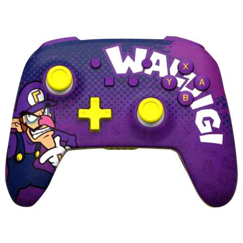 PowerA - Wireless Controller - Waluigi [Nintendo Switch]