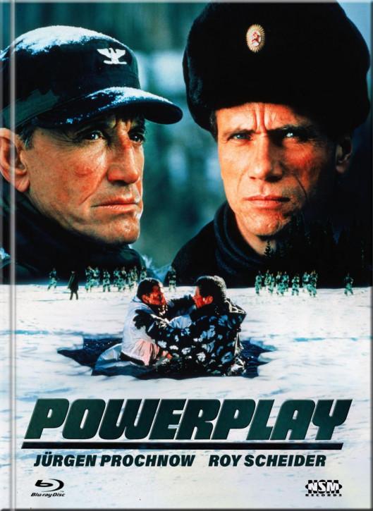Powerplay - Mediabook - Cover B [Blu-ray+DVD]