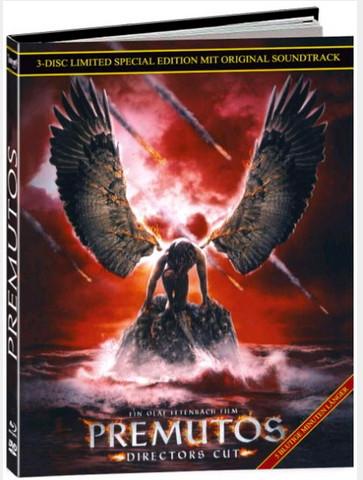 Premutos - Mediabook - Cover A [Blu-ray+DVD+CD]