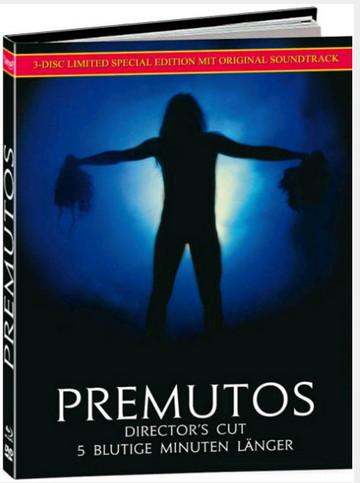 Premutos - Mediabook - Cover D [Blu-ray+DVD+CD]