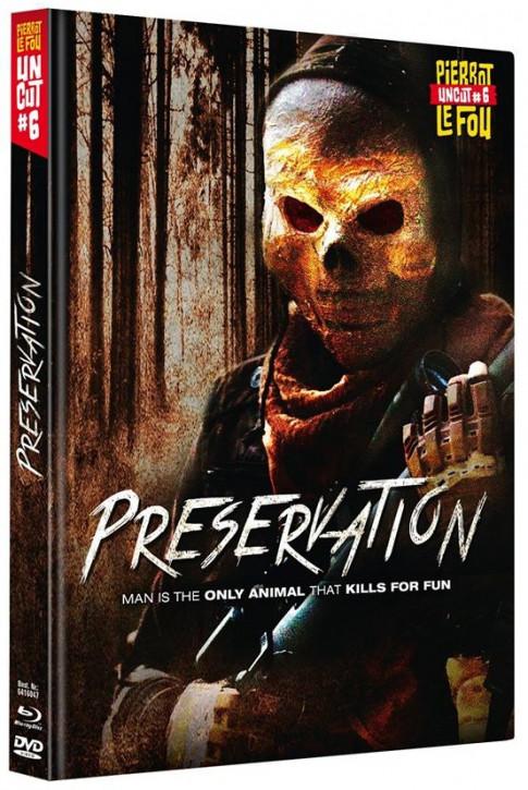 Preservation - Pierrot Le Fou Uncut #6 [Blu-ray+DVD]