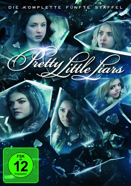 Pretty Little Liars - Die komplette fünfte Staffel [DVD]