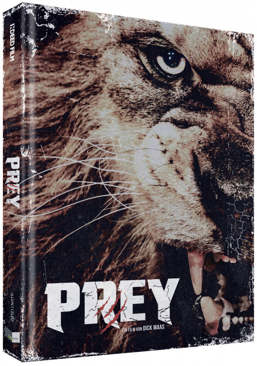 Prey - Beutejagd - Limited Collectors Edition - Cover D [Blu-ray+DVD]