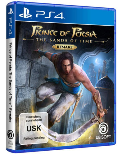 Prince of Persia: The Sand of Time Remake [PS4]