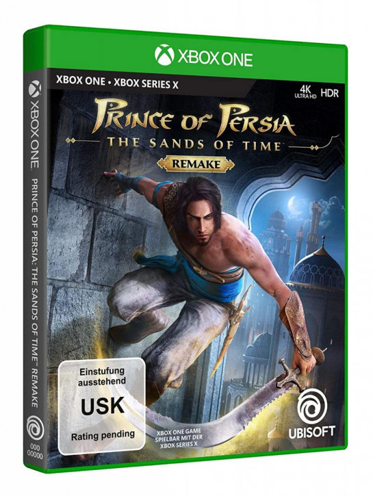 Prince of Persia: The Sand of Time Remake [Xbox One]