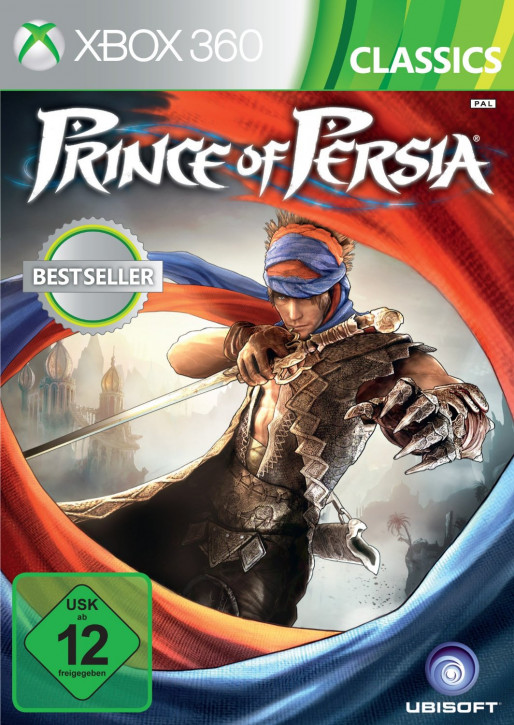 Prince of Persia [Xbox 360]