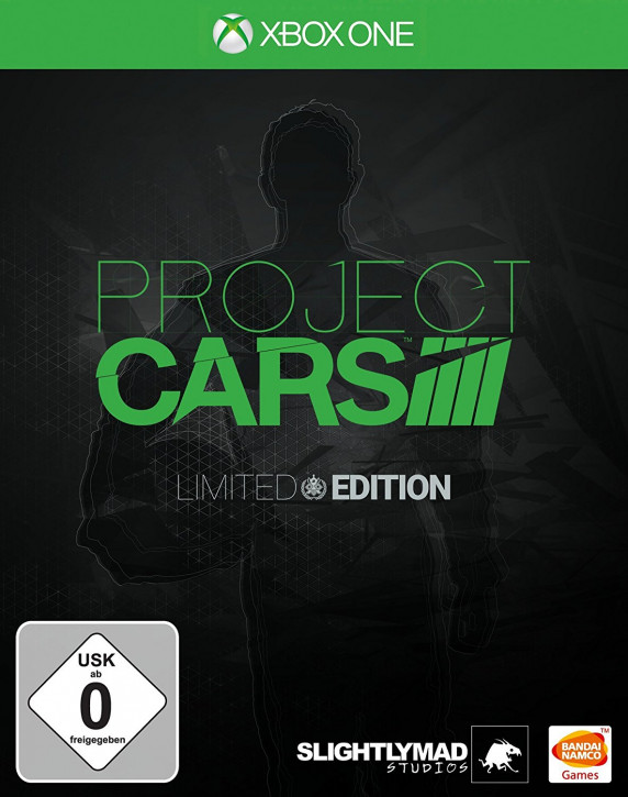 Project CARS - Limited Edition - Steelcase [Xbox One]