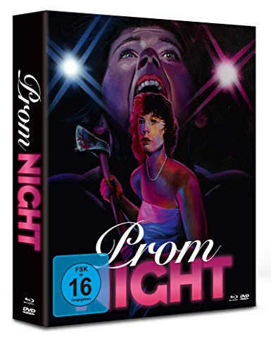 Prom Night - Die Nacht des Schlächters - Limited Mediabook Edition [Blu-ray+DVD]
