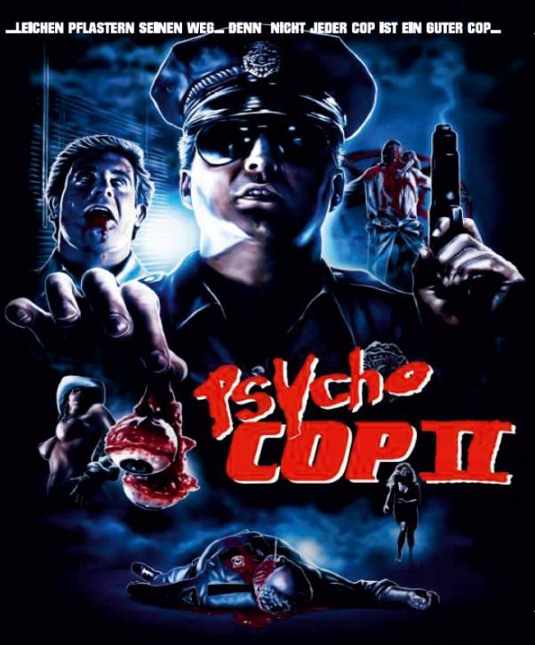 Psycho Cop 2 [Blu-ray]