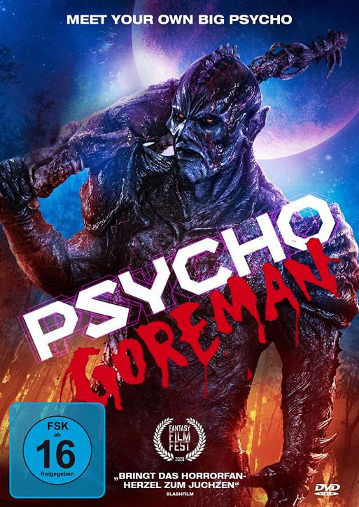 Psycho Goreman [DVD]
