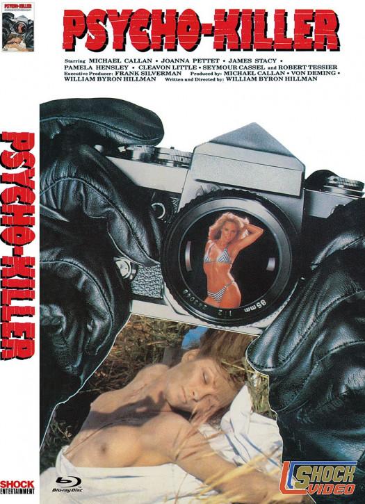 Psycho-Killer - Große Hartbox [Blu-ray]