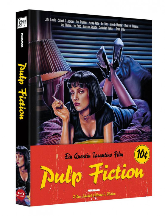 Pulp Fiction - Limited Collector's Edition [Blu-ray+DVD]