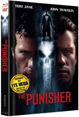 The Punisher - Limited Mediabook Edition - Cover F [Blu-ray+DVD]