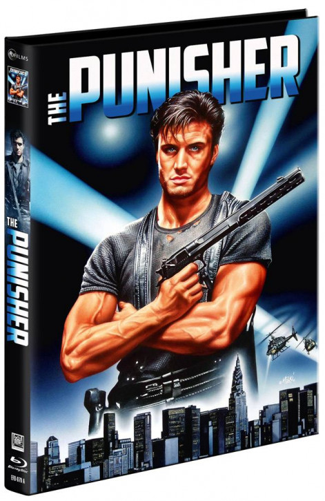 The Punisher - Mediabook - Cover A [Blu-ray+DVD]