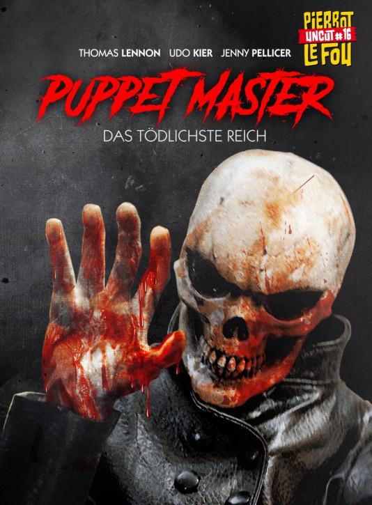 Puppet Master - Das tödlichste Reich - Limited Edition Mediabook [Blu-ray+DVD]