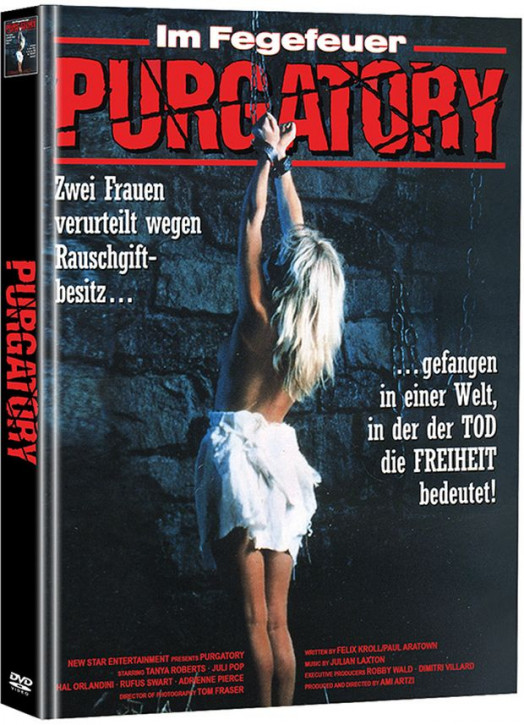Purgatory - Limited Mediabook Edition - Cover A [DVD]
