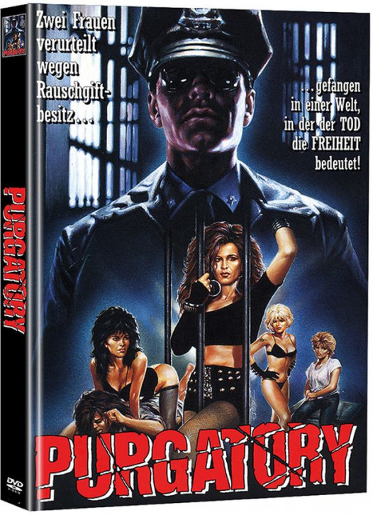 Purgatory - Limited Mediabook Edition - Cover B [DVD]