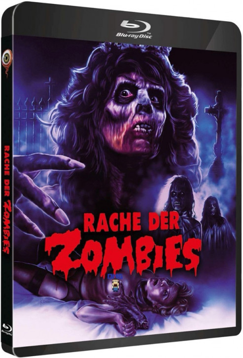 Rache der Zombies [Blu-ray]