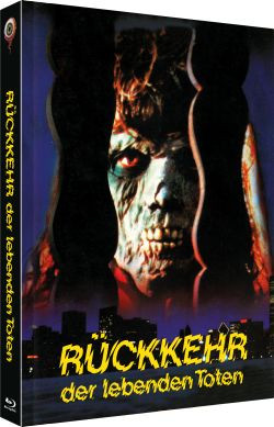 Rache der Zombies - Limited Collectors Edition #5 - Cover A [Blu-ray+DVD]