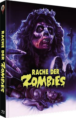 Rache der Zombies - Limited Collectors Edition #5 - Cover C [Blu-ray+DVD]