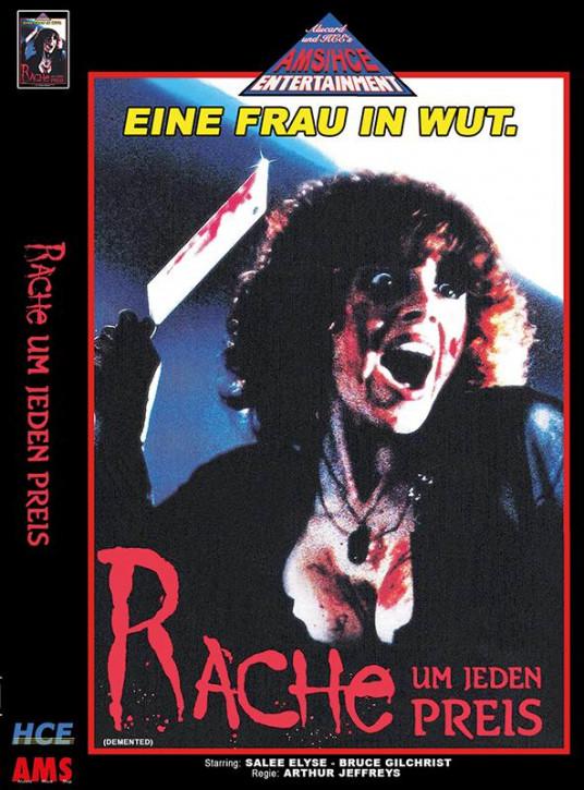Rache um jeden Preis - Eine Frau in Wut - Große Hartbox [DVD]