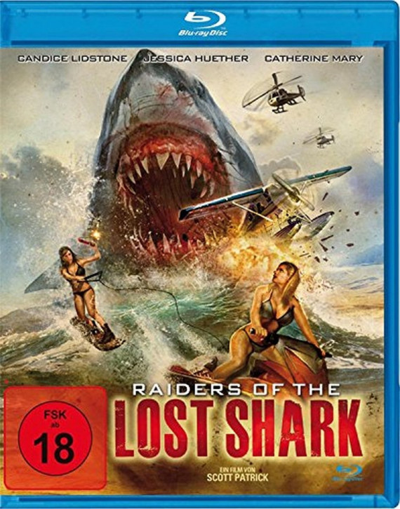 Raiders of the Lost Shark [Blu-ray]