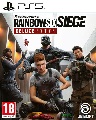 Rainbow Six Siege - Deluxe Edition [PS5]