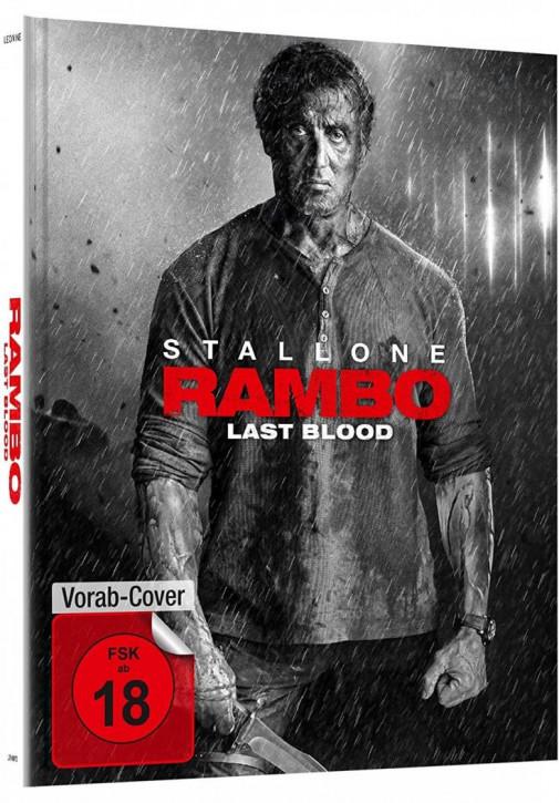 Rambo: Last Blood - Limited Mediabook Edition [Blu-ray]