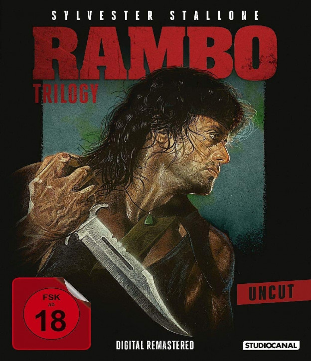 Rambo Trilogy [Blu-ray]
