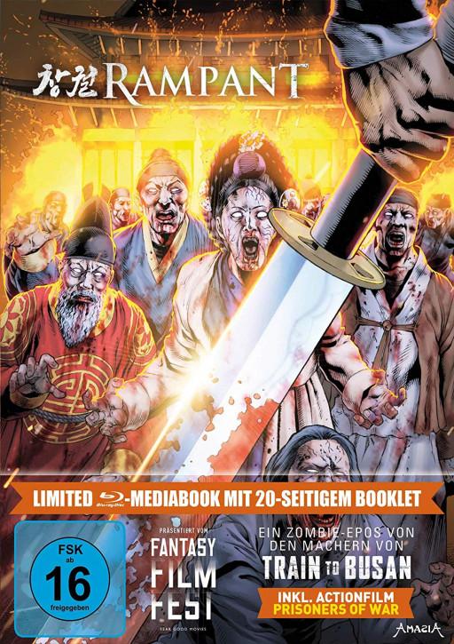 Rampant - Mediabook [Blu-ray]