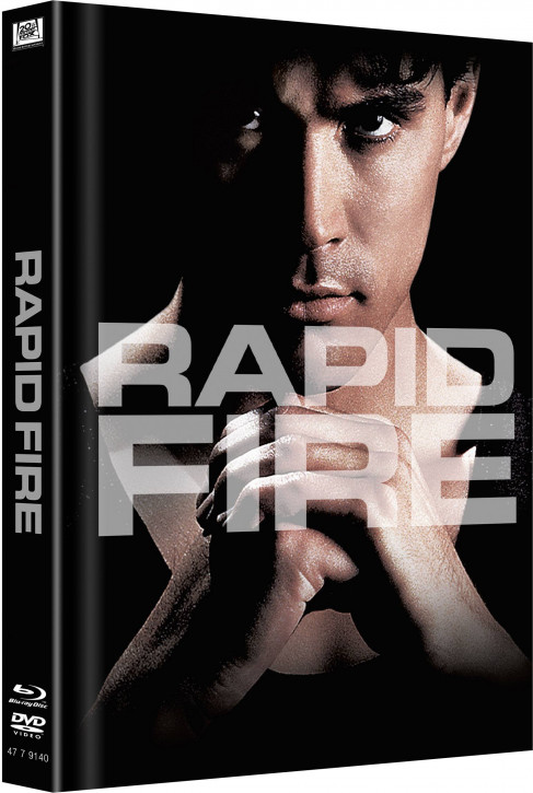 Rapid Fire - Limited Mediabook Edition - Cover C [Blu-ray+DVD]