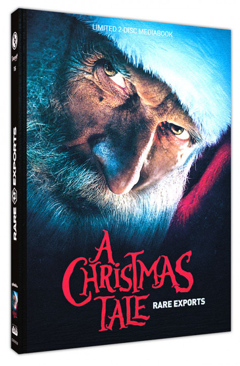 Rare Exports - A Christmas Tale - Limited Mediabook Edition - Cover B [Blu-ray+DVD]