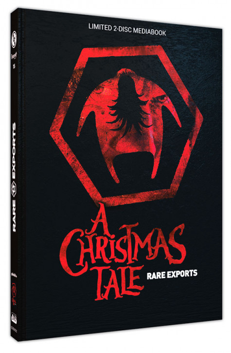 Rare Exports - A Christmas Tale - Limited Mediabook Edition - Cover C [Blu-ray+DVD]